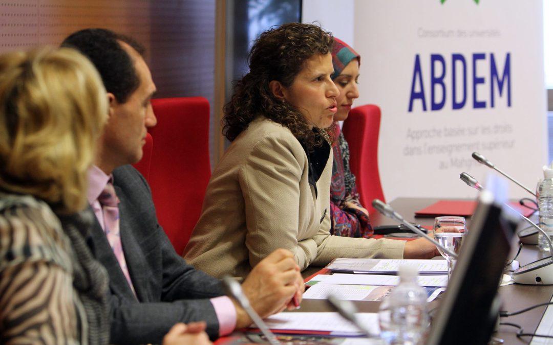 Conferencia inaugural del proyecto Abdem
