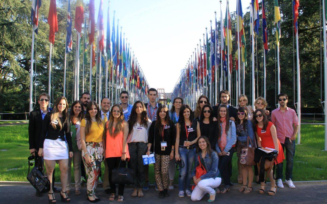 Curso internacional de verano en Ginebra