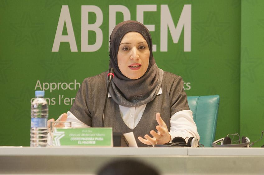 Abdem se presenta en Madrid ante autoridades españolas